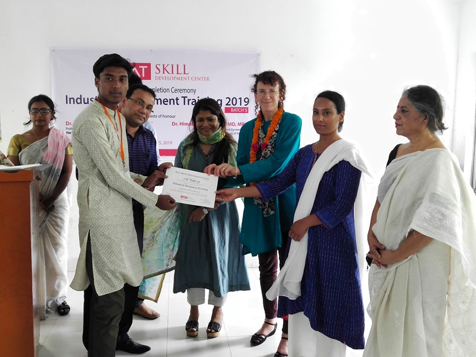 Industrial Attachment Training Certificate Ceremony 2019